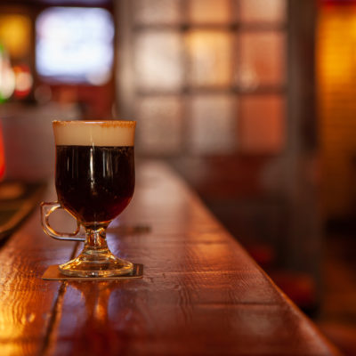 Irish coffee is one of Ireland's most famous drinks. The Stags Head keeps the traditional drink alive with our delicious recipe!